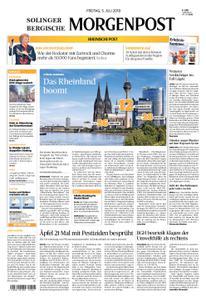 Solinger Morgenpost – 05. Juli 2019