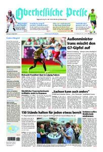 Oberhessische Presse Marburg/Ostkreis - 26. August 2019