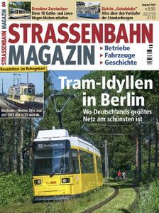 Strassenbahn Magazin – August 2019