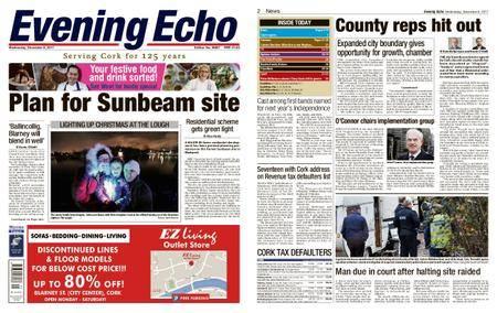 Evening Echo – December 06, 2017