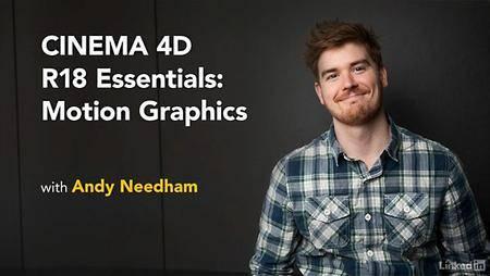 Lynda - CINEMA 4D R18 Essential Training: Motion Graphics