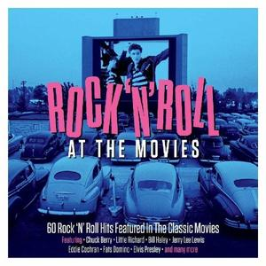 VA - Rock N Roll At The Movies (3CD, 2019)