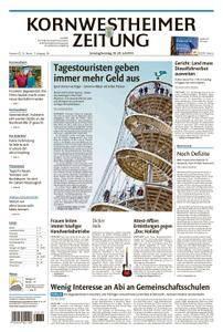 Kornwestheimer Zeitung - 28. Juli 2018