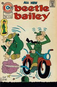 Beetle Bailey 109 Charlton Titansfan