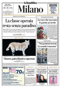 la Repubblica Milano - 5 Febbraio 2020