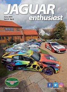 Jaguar Enthusiast - June 2021