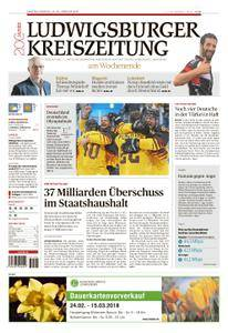 Ludwigsburger Kreiszeitung - 24. Februar 2018