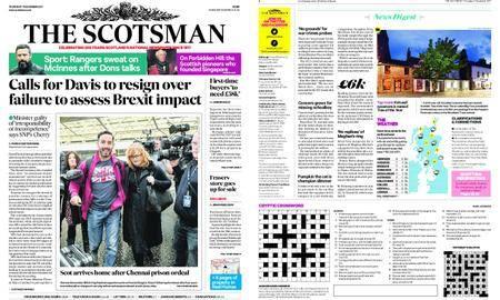 The Scotsman – December 07, 2017
