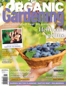 Good Organic Gardening - July/August 2019