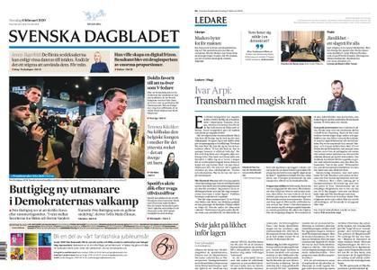 Svenska Dagbladet – 06 februari 2020