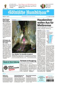 Kölnische Rundschau Wipperfürth/Lindlar – 13. Juni 2019