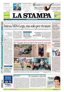 La Stampa Imperia e Sanremo - 1 Maggio 2018