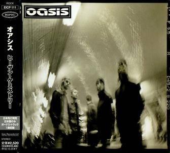 Oasis - Heathen Chemistry (2002) Japanese Press [Re-Up]