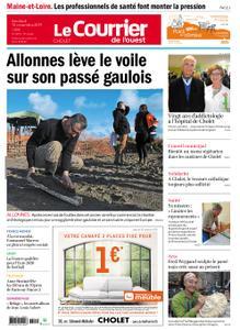 Le Courrier de l'Ouest Cholet – 15 novembre 2019
