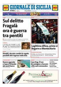 Giornale di Sicilia - 5 Maggio 2017