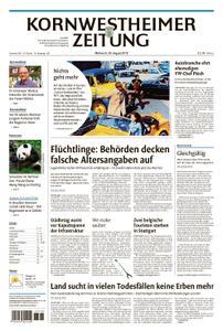Kornwestheimer Zeitung - 28. August 2019