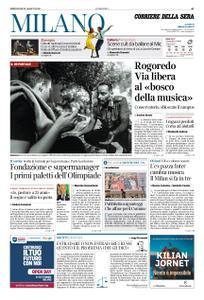Corriere della Sera Milano – 28 agosto 2019