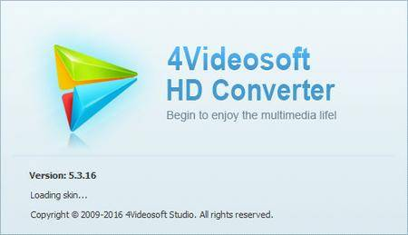4Videosoft HD Converter 5.3.18 Multilingual + Portable
