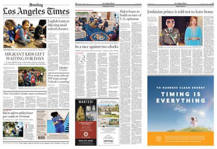 Los Angeles Times – April 04, 2021