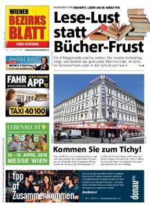 Wiener Bezirksblatt – 18. März 2019