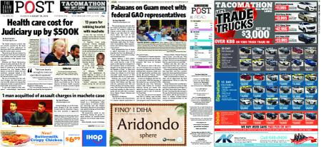 The Guam Daily Post – August 29, 2019