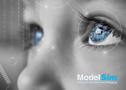 Mentor Graphics ModelSim SE-64 10.7