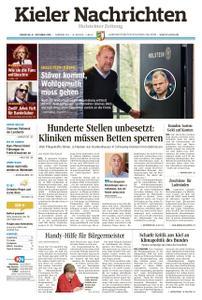 Kieler Nachrichten Holsteiner Zeitung - 08. Oktober 2019