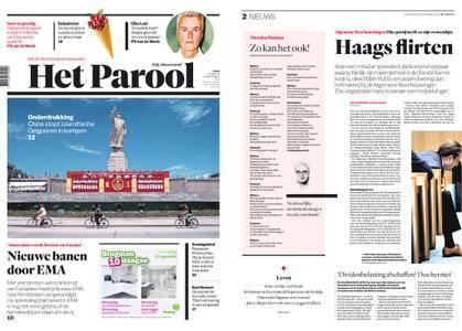 Het Parool – 22 september 2018