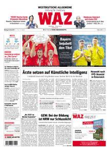 WAZ Westdeutsche Allgemeine Zeitung Duisburg-Mitte - 20. Mai 2019