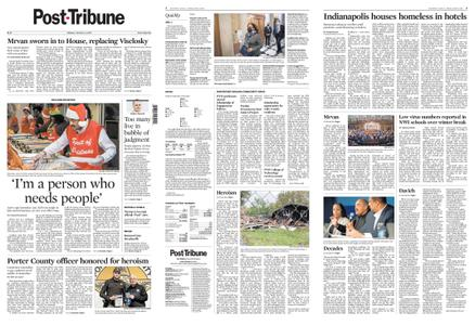 Post-Tribune – January 04, 2021