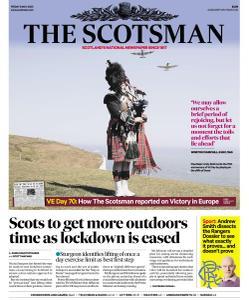 The Scotsman - 8 May 2020