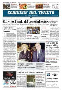 Corriere del Veneto Padova e Rovigo - 18 Ottobre 2017