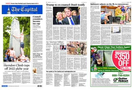 The Capital – May 21, 2019
