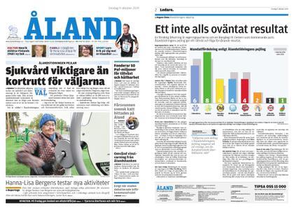 Ålandstidningen – 09 oktober 2019