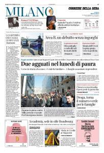 Corriere della Sera Milano – 26 febbraio 2019
