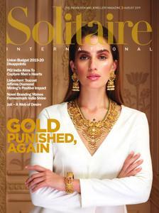 Solitaire International – August 2019