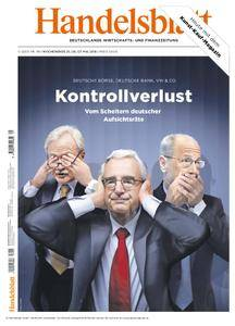 Handelsblatt - 25. Mai 2018