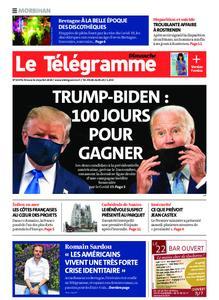 Le Télégramme Auray – 26 juillet 2020