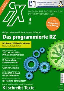 iX Magazin - April 2021