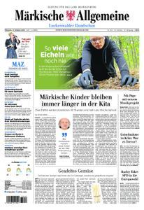 Märkische Allgemeine Luckenwalder Rundschau - 17. Oktober 2018