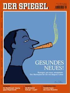 Der Spiegel - 31. Dezember 2017