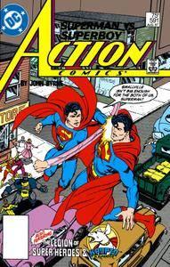 Action Comics 591 digital LP
