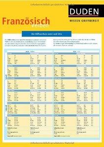 Duden - Wissen griffbereit - Französisch: Verben (repost)