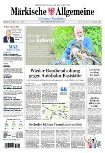 Märkische Allgemeine Zossener Rundschau - 11. Juli 2018