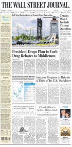 The Wall Street Journal – 12 July 2019