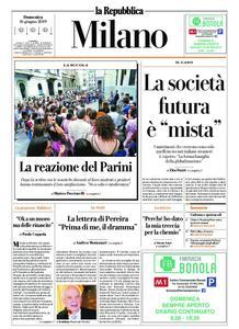 la Repubblica Milano – 16 giugno 2019