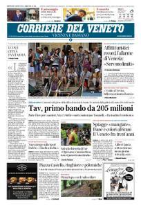 Corriere del Veneto Vicenza e Bassano – 07 agosto 2019