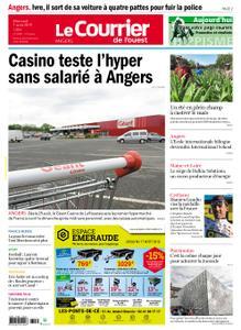 Le Courrier de l'Ouest Angers – 07 août 2019