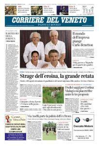 Corriere del Veneto Padova e Rovigo - 11 Luglio 2018