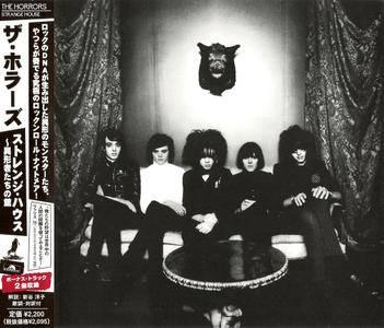The Horrors - Strange House (2007) [Japanese Edition]